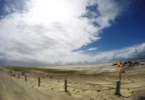 Port Stephens - Sand Dunes.