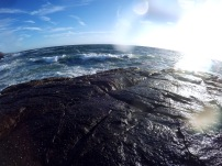 Port Stephens - rocks
