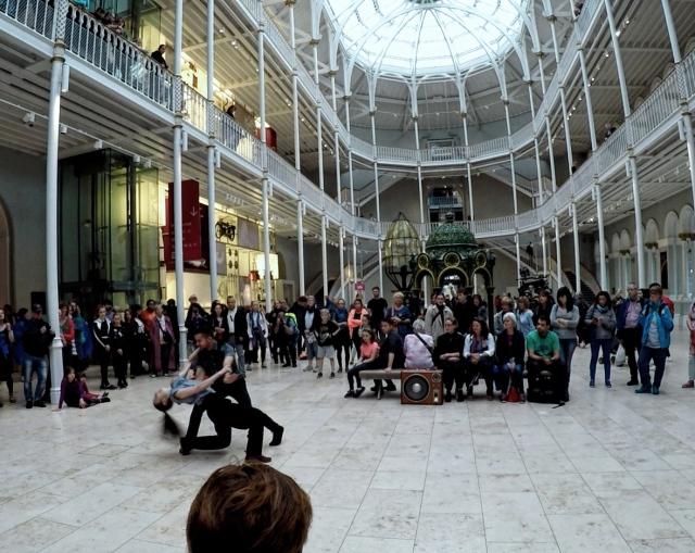 Edinburgh Fringe Danc